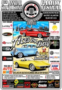 Aces by the Bay 2015 Flyer